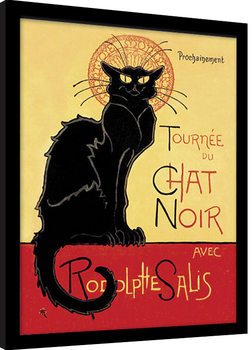 Chat Noir Framed poster