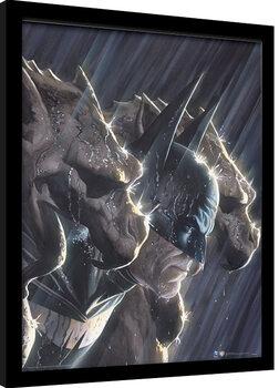 Framed poster DC Comics - Gotham's Protector