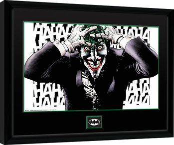 DC Comics - Killing Joke Framed poster