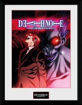 Death Note - Light & Ryuk plastic frame