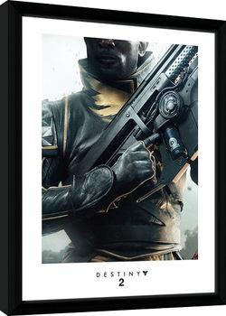 Destiny 2 - Warlock Framed poster