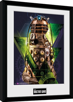 Doctor Who - Dalek Framed poster