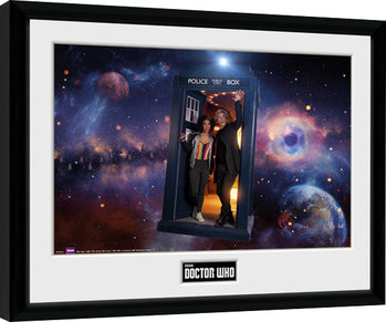 Doctor Who - Season 10 Episode 1 Iconic Framed poster