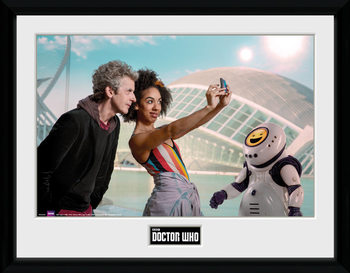 Doctor Who - Season 10 Episode 2 Framed poster
