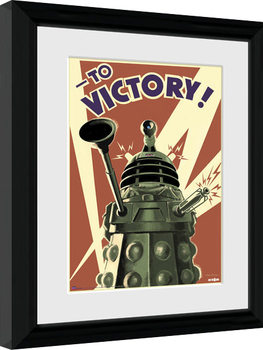 Doctor Who - Victory Framed poster