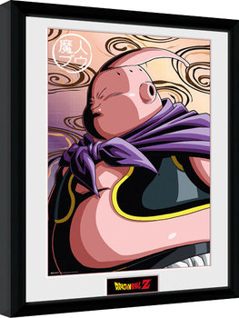 Dragon Ball Z - Buu plastic frame
