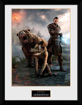 Elder Scrolls Online: Morrowind - Trio Framed poster