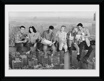 Friends - On Grider Framed poster