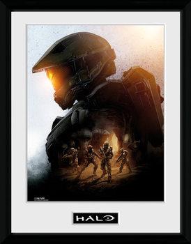Halo - Master Chief plastic frame