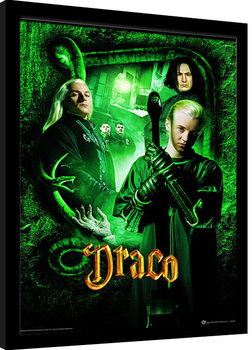 Harry Potter - Draco Framed poster