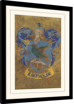 Harry Potter - Ravenclaw Crest Framed poster
