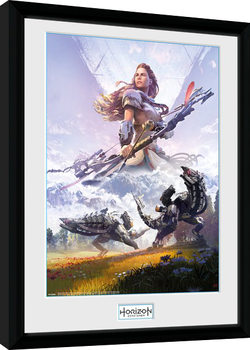 Horizon Zero Dawn - Complete Edition Framed poster