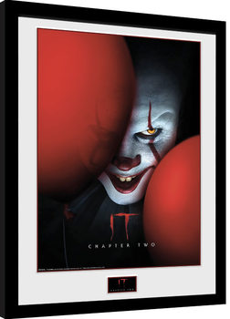 Framed poster It: Chapter 2 - Balloons