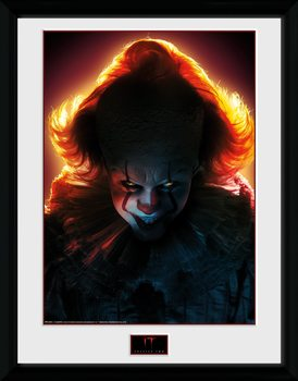 IT: Chapter 2 - Pennywise Framed poster