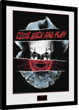 IT: Chapter 2 - Play Framed poster