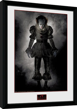 IT - Stand Framed poster