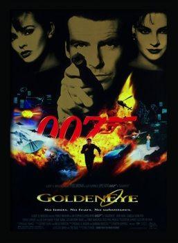 JAMES BOND 007 - Goldeneye Framed poster