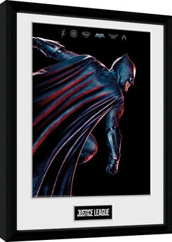 Justice League - Movie Batman Framed poster