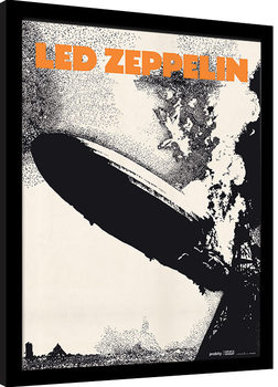 Framed poster Led Zeppelin - Led Zeppelin I