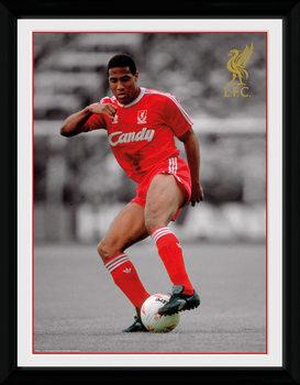 Liverpool - Barnes Framed poster