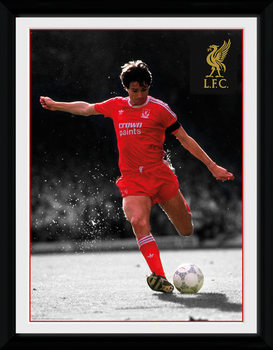 Liverpool - Hansen Framed poster