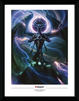 Magic The Gathering - Nicol Bolas, Dragon God Framed poster