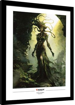 Magic The Gathering - Vraska, The Unseen Framed poster