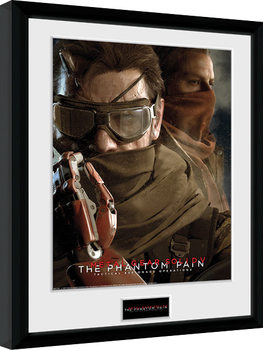 Metal Gear Solid V - Goggles Framed poster