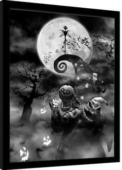 Nightmare Before Christmas Posters Amp Wall Art Prints Buy