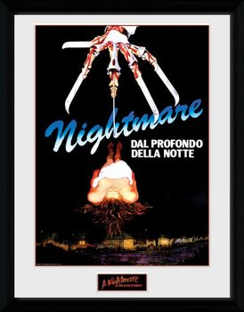 Nightmare On Elm Street - The Final Nightmare Framed poster