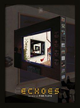 Pink Floyd - Echoes Framed poster