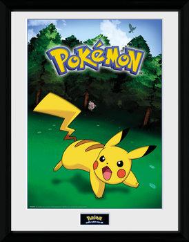 Pokemon - Pikachu Catch plastic frame