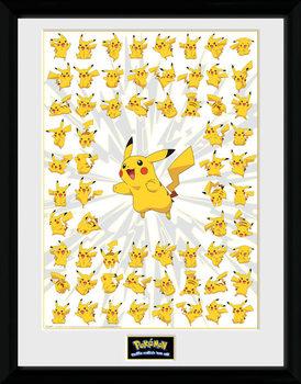Pokemon - Pikachu plastic frame