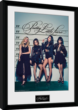 Pretty Little Liars - Line Up Framed poster