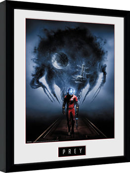Prey - Key Art Framed poster