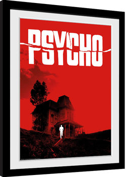 Psycho - Bates Motel Framed poster