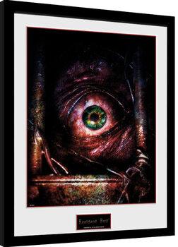 Resident Evil - Eye Framed poster