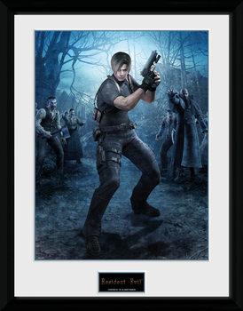 Resident Evil - Leon Gun plastic frame