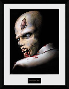Resident Evil - Zombie plastic frame