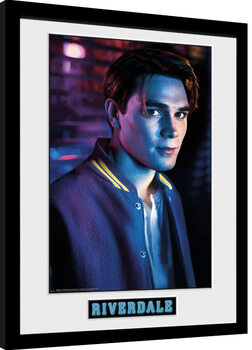 Framed poster Riverdale - Archie
