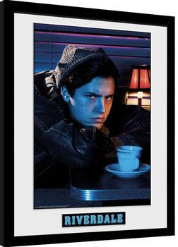 Framed poster Riverdale - Jughead