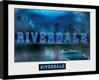 Riverdale - Logo Framed poster