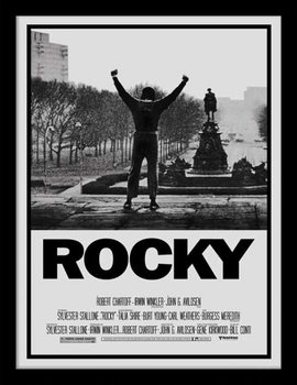 Rocky - Rocky I Framed poster