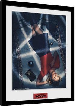 Sabrina - Keyart Framed poster