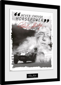 Shelby - Never Enough HP Framed poster