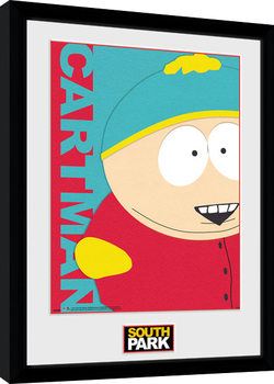 South Park - Eric Framed poster