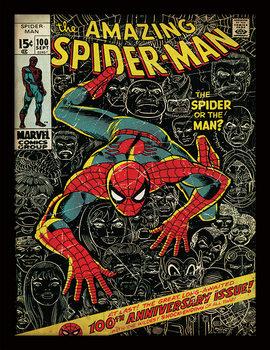 Spider-Man - 100th Anniversary Framed poster