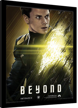 Star Trek Beyond - Chekov Framed poster