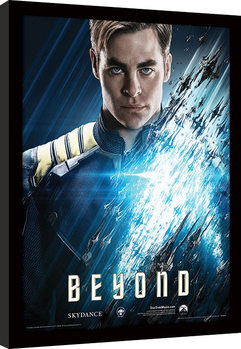Star Trek Beyond - Kirk Framed poster