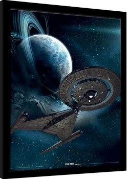 Star Trek: Discovery - Deep Space Framed poster
